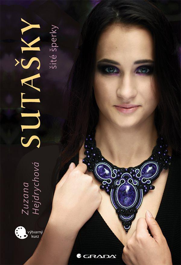Kniha SUTAŠKY - šité šperky