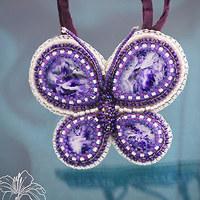 Náhrdelník Motýlek